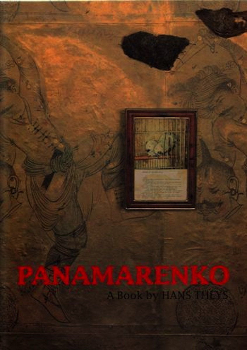 PANAMARENKO A Book by Hans Theys