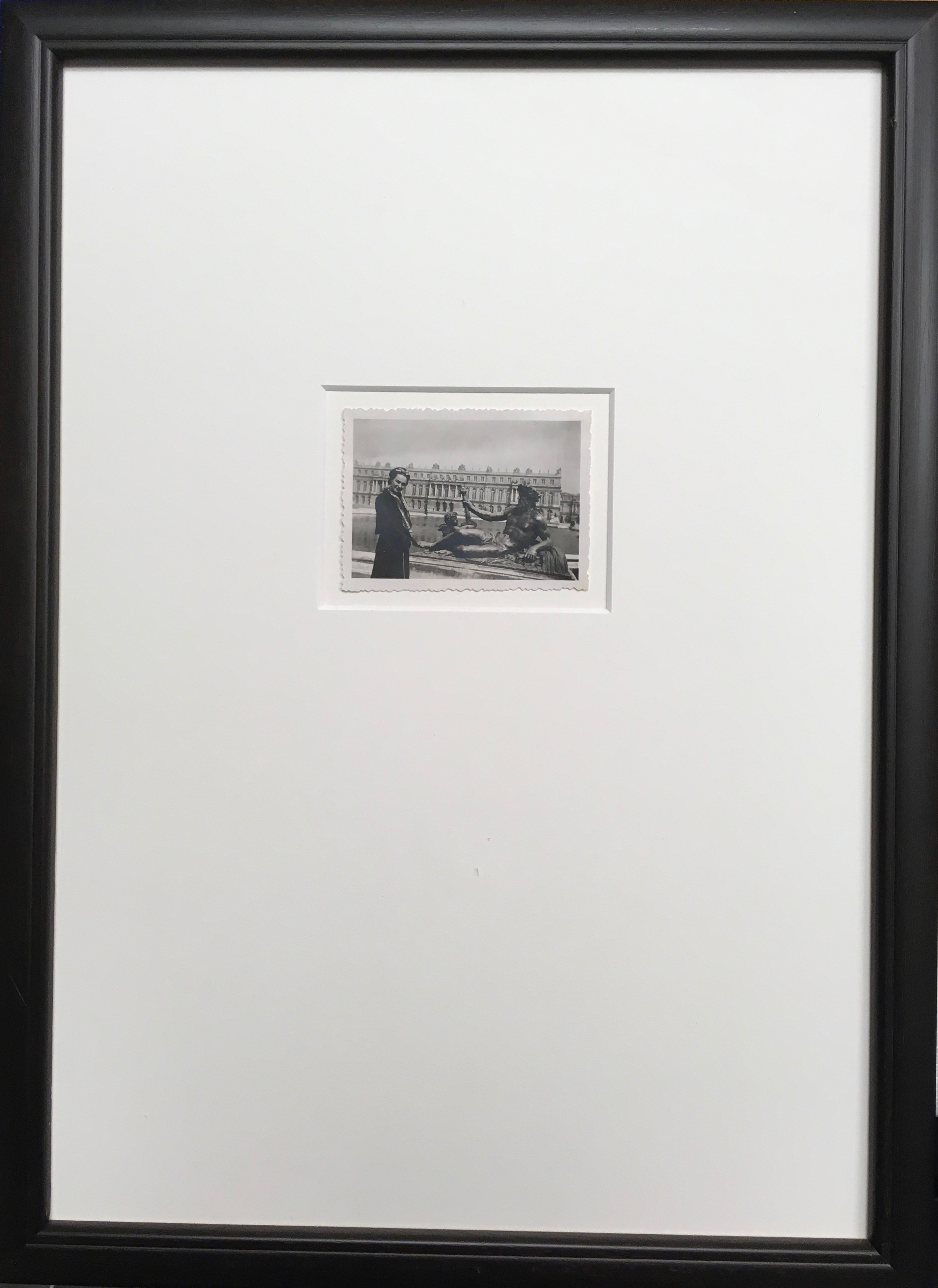 Georgette Magritte framed view